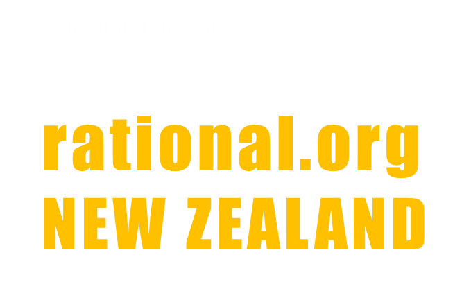 Welcome to rational.org.nz